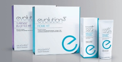 Enlighten evo 3 tooth whitening